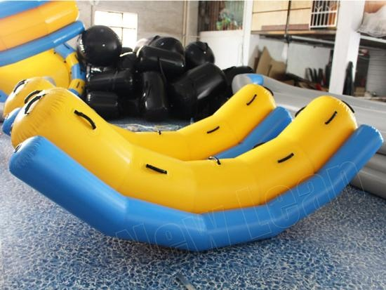 Lake Inflatable Seesaw Totter
