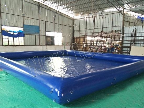 inflatable water pool