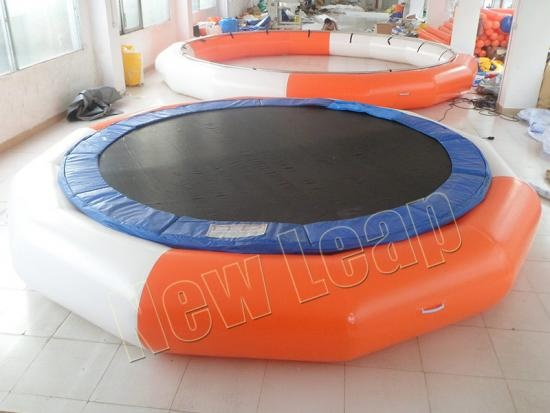 cheap Aqua Park Water Trampoline Bouncer for Lake Pool