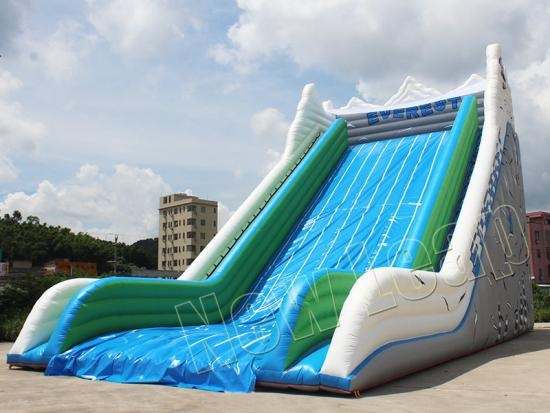 Everest giant inflatable slide