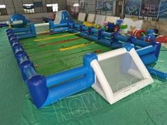 inflatable foosball game