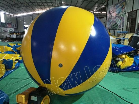 inflatable lifting ball