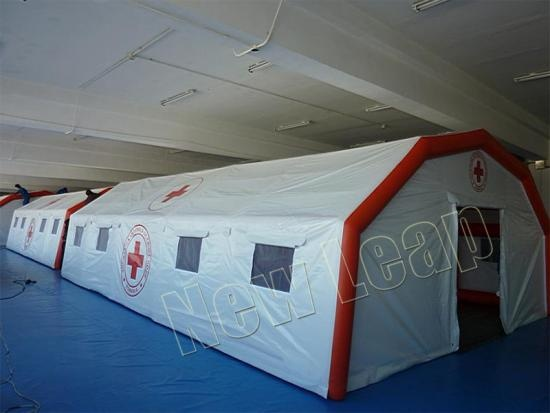 airtight relief tent / Isolated inflatable tent