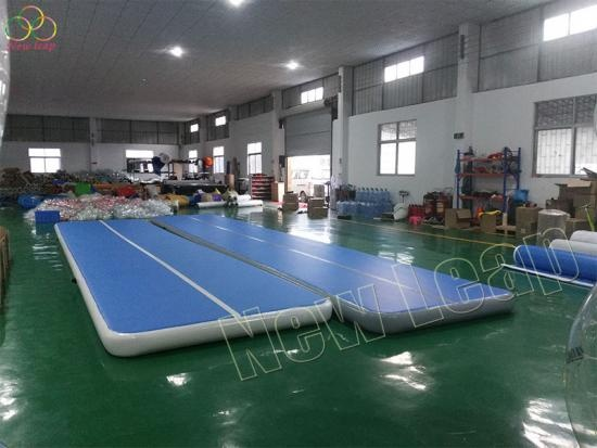 inflatable GYM jumping mat