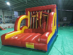 Newleap cheap outdoor sports Inflatable Sticky wall